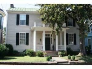 Greek Revivial Mansion in Lynchburg VA